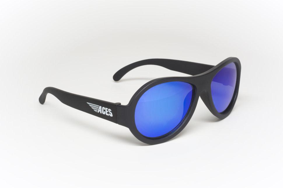 49f82ce9dd93 Солнцезащитные очки Babiators Aces «Спецназ» (с синими линзами) Солнцезащитные  очки Babiators Aces