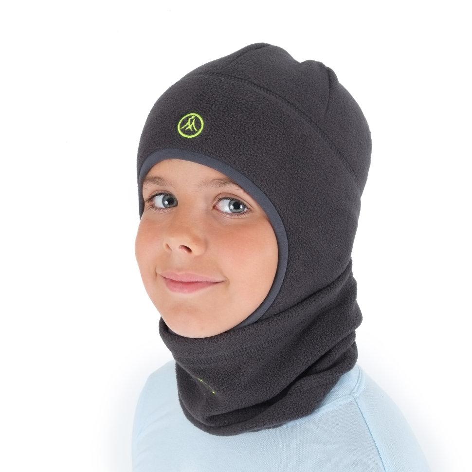 fef6cbb1902b Шапка и шарф-снуд (grey) купить в Иркутске - интернет-магазин ...