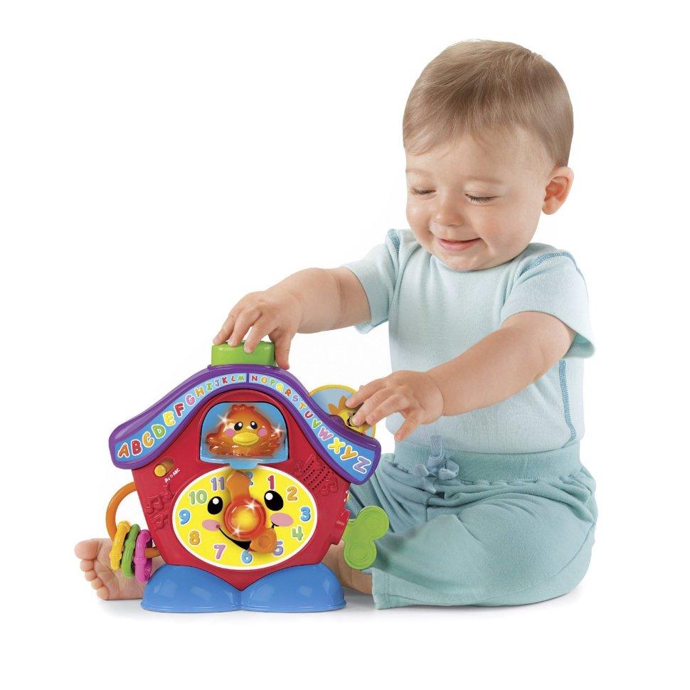 Подарки ребенку на годик для мальчика